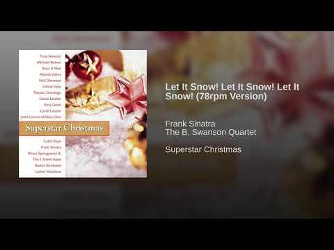 Let It Snow! Let It Snow! Let It Snow! (78rpm Version) MP3