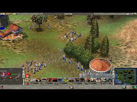 Empire Earth Multiplayer - Prähistorisch geht es los #2 (Let`s Play Deutsch HD)