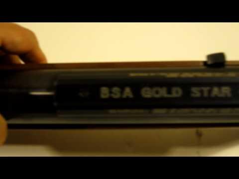 bsa goldstar 22