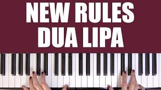 download lagu How To Play: New Rules - Dua Lipa gratis