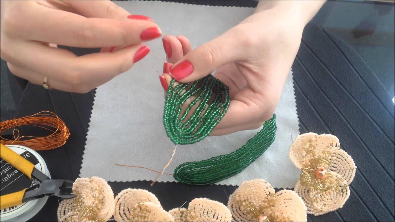 Вышивка бисером своими руками - схемы, фото и видео и