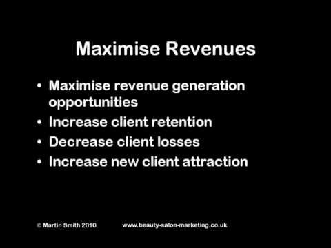 Beauty Salon Marketing Surviving the Cuts maxmise revenues.mp4