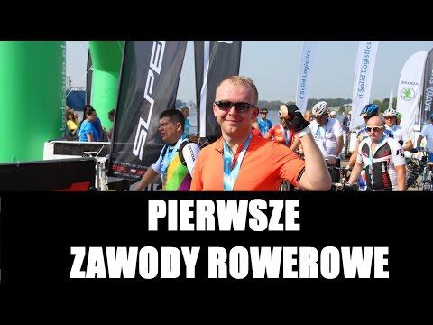 Moje Pierwsze Zawody Rowerowe! #47 Rowerowe Porady