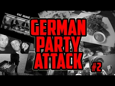German Party Attack #2 | Germanizing Retro Vlogs | 03