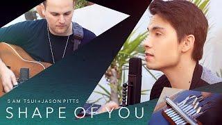 Download Lagu Shape of You (Ed Sheeran) - Sam Tsui LOOPING COVER ft. Jason Pitts Gratis STAFABAND