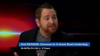 Free Picks: Alabama vs. Clemson (National Title Game Betting)