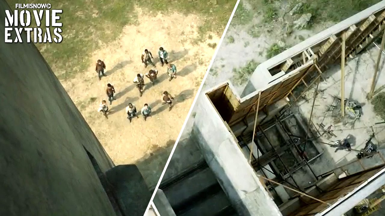 The Maze Runner - VFX Breakdown by Method Studios (2014)