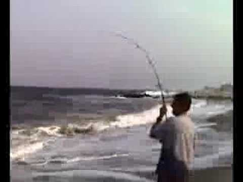 Fish  Game on Nj Shore Fishing Shore Fishing Hopes Nose With Rob Jones Paul Chinnock