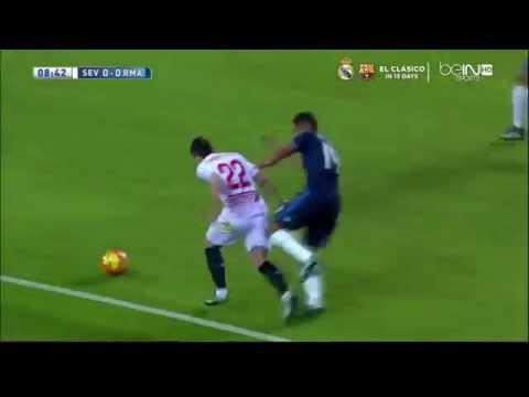 Yevhen Konoplyanka vs Real Madrid Home (08/11/2015) 720p HD By CROSE