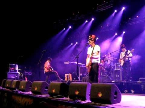 Zwarte Cross 2009 - WC Experience - Mega Mindy - Rock 'n Roll Circus - 25-07-2009