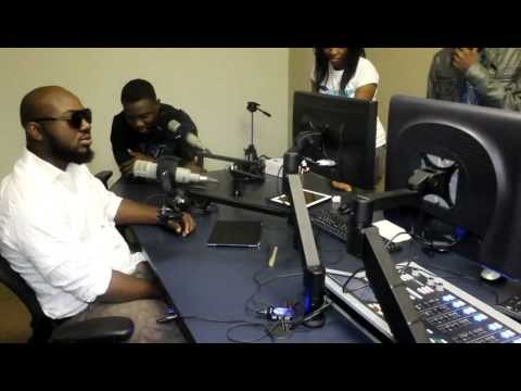 V.I.P of GHANA on G98.7 FM(Toronto,Candada)...iRAP TV exclusive!