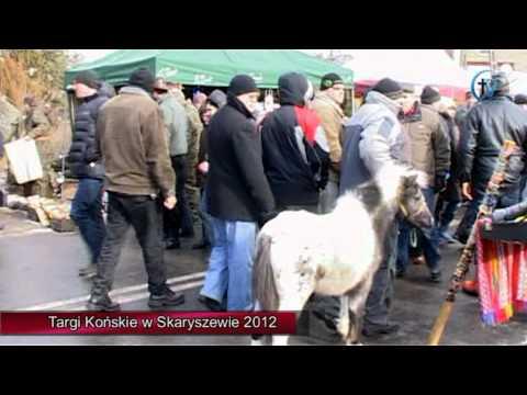 Targi Końskie w Skaryszewie 2012