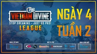 Divine League: Master | Tuần 2 |  Ngày 06/12 | Caster: Việt Anh