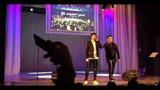 Беном Самара | Benom guruhining Samaradagi konsert dasturi  | 09.02.2018 | Sankt-Peterburg | Moskva