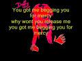 mercy - duffy - with lyrics