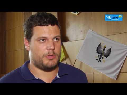 Андрій Іллєнко закликав чернігівців прийти на вибори 17 липня