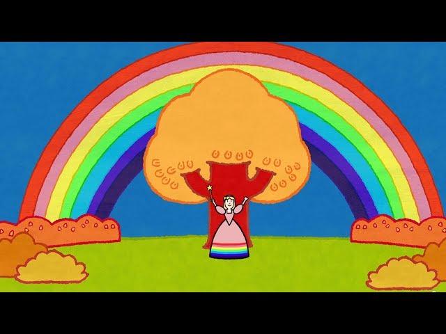 Мультфильмы для Малышей - Тёма и радужная фея