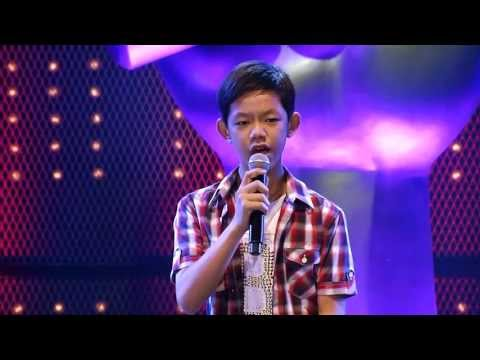 The Voice Kids Thailand - ภูมิ - ถ้า - 18 May 2013