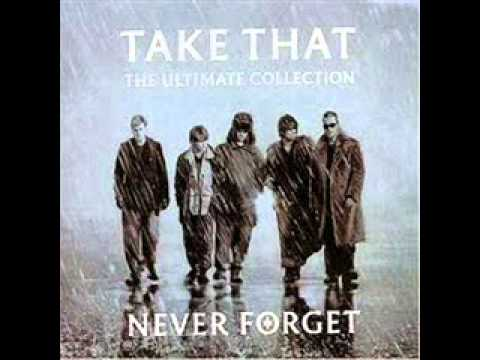 Take That - I Found Heaven (With Lyrics)