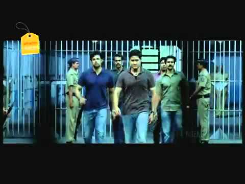 Dookudu - Telugu Cinema Trailers - Mahesh Babu.flv video