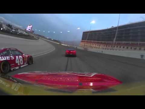 Kevin Harvick 2014 AAA Texas 500 onboard last 130 laps from Texas Motor Speedway