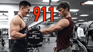 ARM Workout w/ Faze Censor | Calling 911