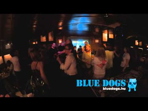 Blue Dogs - Lazy Man
