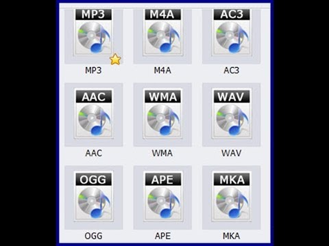 Como Converter Arquivos de Audio de Qualquer Formato para Qualquer Formato!