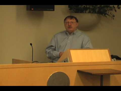 International Studies Symposium Series - Joseph Stimpfl Part 7