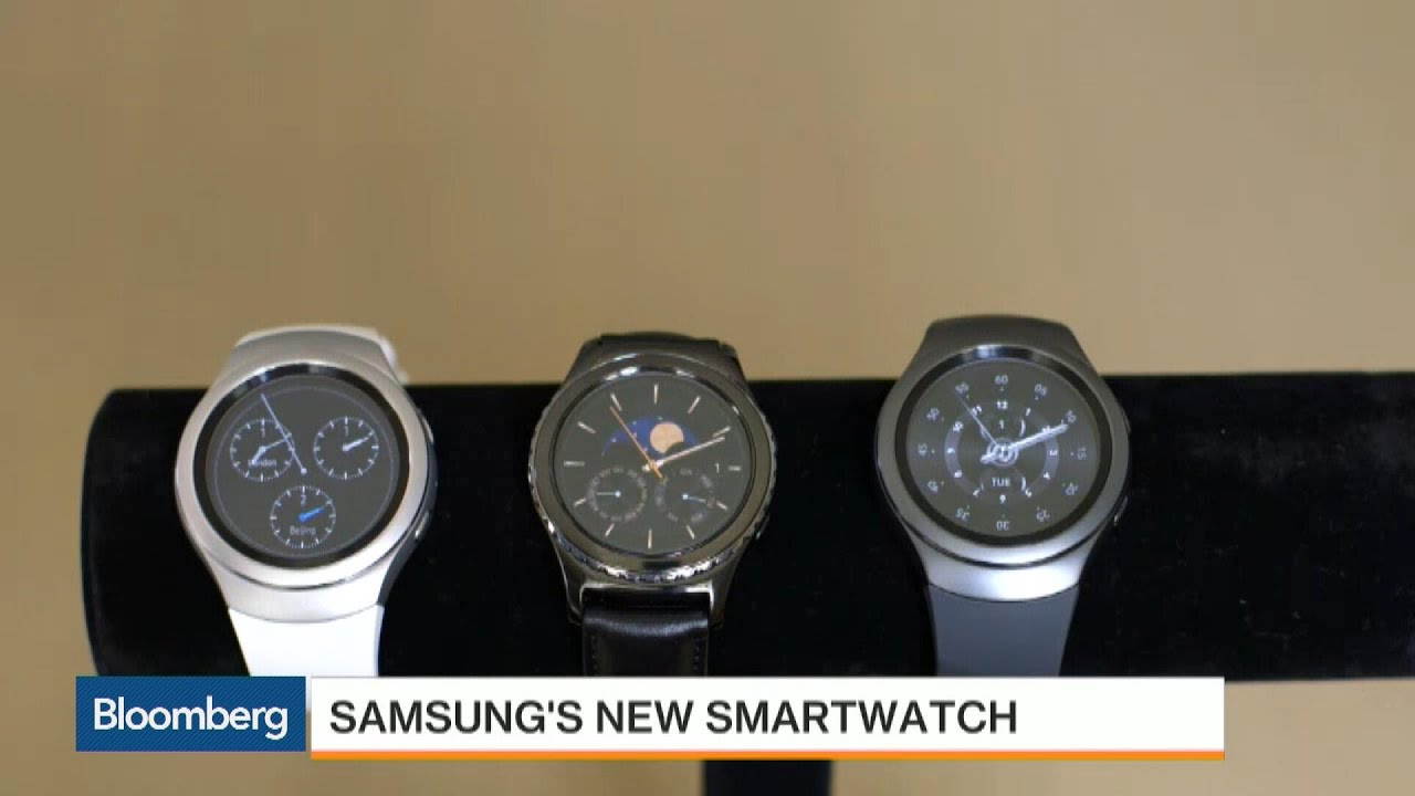 Samsung Gears Up for Smartwatch Battle With Apple