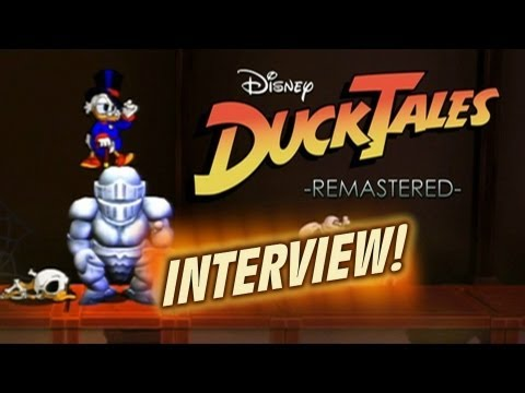 Duck Tales Remastered (WiiU) Interview