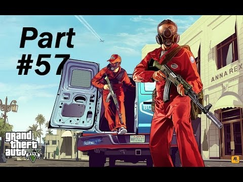 Grand Theft Auto 5 Gameplay Walkthrough Part 57-Firetruck Rampage (GTA 5 Gameplay)