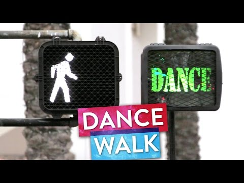 Dancewalk! - SoulPancake Street Team