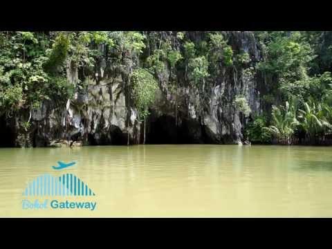 Inside the Underground River in Puerto Princesa Palawan