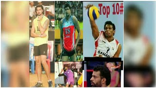 Top 10  Indian volleyball players