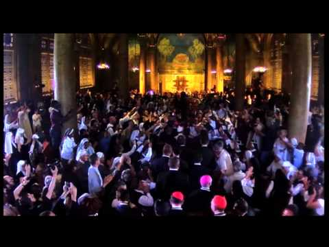 Historical visit by Pope Francis in Jerusalem