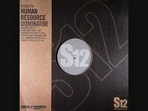 Human Resource - Dominator (1991)