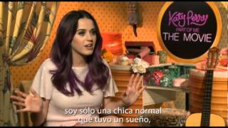 KATY PERRY: PART OF ME, LA PELÍCULA -clip 2