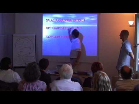 4/5: Dr. Med. Victor Manhave: Ayurvedische Behandlungsmethoden Bei Diabetes Mellitus+Übergewicht