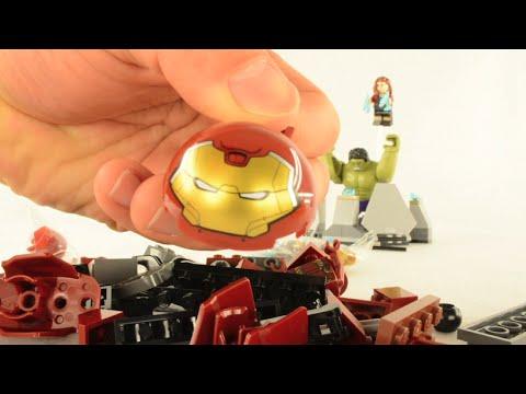 LEGO Hulkbuster Smash 76031   Let's Build!