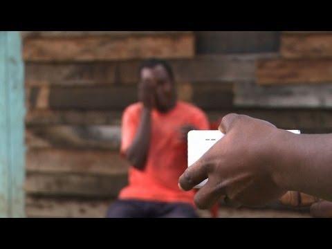 Kenya fights eye disease with smartphone app