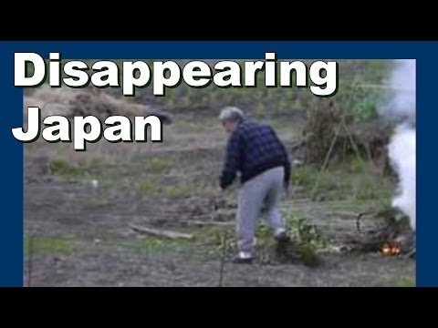 Disappearing Japanese Lifestyle