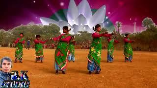 Bagan re banao nadia santhali HD video song
