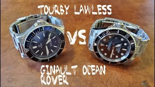 Head-to-Head | American Made Ginault Vs German Made Tourby