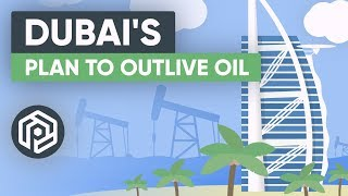 Dubai's Plan to Outlive Oil