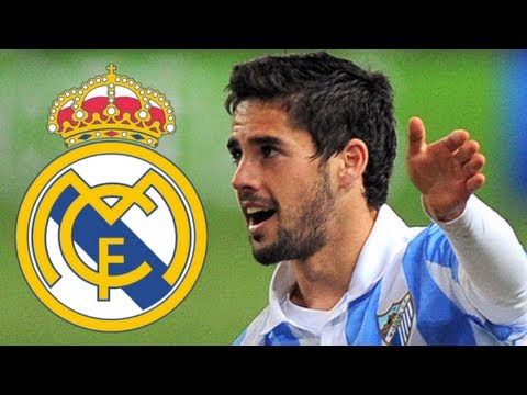Isco Transfers Real Madrid