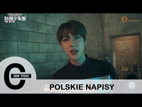 [POLSKIE NAPISY] 160104 BTS @ THE SHOW Behind The Stage