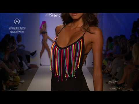 Hottest Looks from Day 3 of Mercedes - Benz Fashion Week Swim Miami 2010