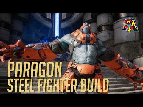 Steel Guide - Fighter Deck Build - Paragon Tips and Tactics