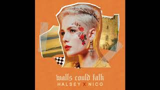 Halsey - Walls Could Talk (Extended Audio) [Nico Collins Remix]